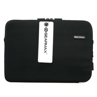 GEARMAX Shockproof Laptop Sleeve Case 11.6 Inch Black - Intl