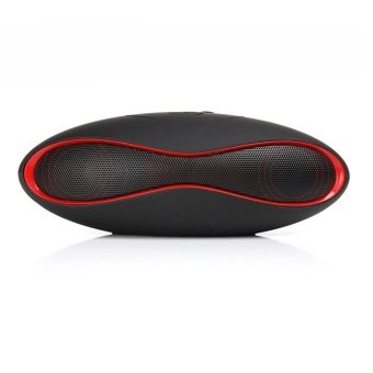Vococal X6 Portable Mini Wireless Bluetooth Speaker (Red)