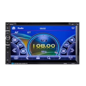 "7"" 2DIN Double DIN Android HD Car Stereo DVD Player GPS (Intl) - Intl"""