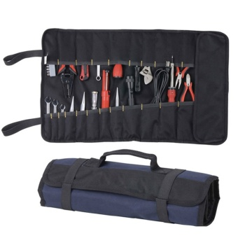 Oxford Canvas Chisel Roll Rolling Repairing Tool Utility Bag Multifunctional With Carrying Handles Brand New Tool