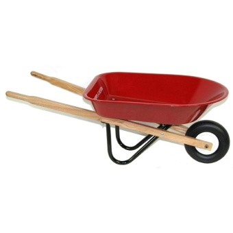 Radio Flyer รถเข็น Mini Toy Wheelbarrow - Red