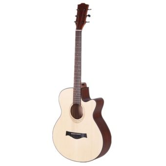 Amari AM428C กีต้าร์โปร่ง Grand Auditorium Acoustic Guitar