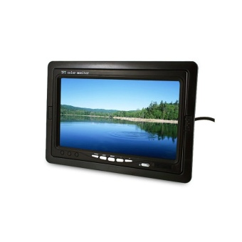 Gateway TFT LED Color Monitor - Black