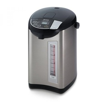 GPL/ Tiger PDU-A50U-K Electric Water Boiler and Warmer, Stainless Black, 5.0-Liter/ship from USA - intl
