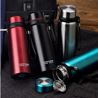 750mL Travel Mug Tea Coffee Water Vacuum Cup Bottle Stainless Steel Thermos Cup - intl