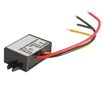 Car Converter 24V To 12V 5A 60W Step Down Module DC To DC Buck Module