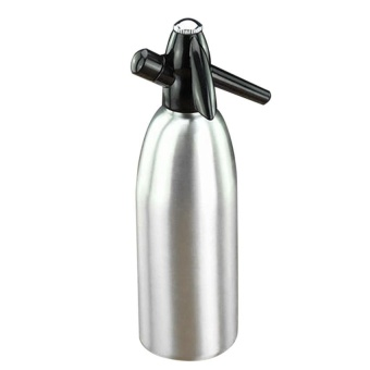 Home Made 1.0L Soda Siphon Aluminum Soda Water Machine Soda Maker - intl