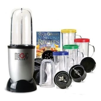 The Amazing 21pcs Multipurpose Magic Bullet Food Processor - intl