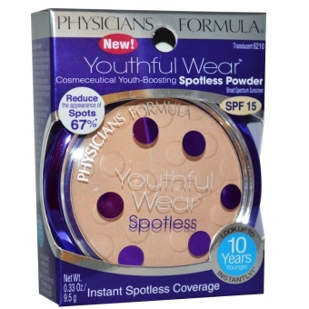 Physicians Formula Youthful Wear™ Spotless Powder SPF15 (Translucent)