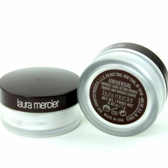 LAURA MERCIER UNIVERSAL INVISIBLE LOOSE SETTING POWDER 3.5g.(x2)