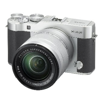 Fujifilm X-A3 Mirrorless 16-50mm Lens (Silver)(ประกันศูนย์)