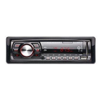 12V Car Radio Player Car Audio Auto Stereo FM Receiver MP3 Remote Control - intl ร้านค้าดี ราคาถูกสุด - RanCaDee.com