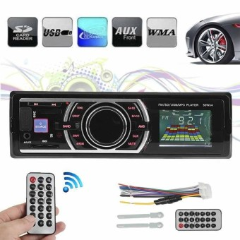 12V Car Radio Player Car Audio Auto Stereo FM Receiver MP3 RemoteControl - intl